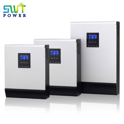 Smart Inverter 1KVA-5KVA (Hybrid inverter with controller)